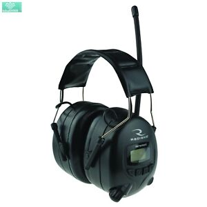 Electronic Headphones Ear Muffs Hearing Protection Noise Shooter Shooting Safety