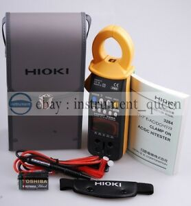Hioki 3284 Clamp On Ac dc Hitester 3284 200a new