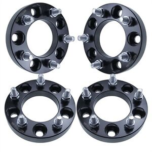 4pcs Jeep 5x5 Wheel Spacers Fits Wrangler Grand Cherokee Jk Offroad Forged