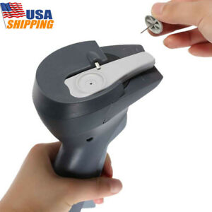 Handheld Security Tag Gun Detacher Am Eas Clothes Magnet Security Tag Remover