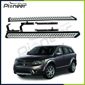Fit For Dodge Journey 2013 2016 Side Step Protector Nerf Bar Running Boards