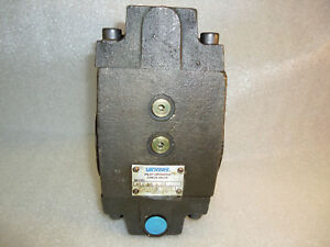 New Vickers Eaton Pilot Operated Reversible Hydraulic Check Valve 4ct 10 A 21