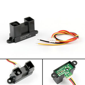 5pcs Gp2y0a02yk0f Infrared Proximity Sensor 20 150cm Long Range For Sharp Ue