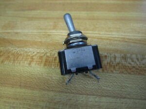 Micro Switch 211ts11 2 Toggle Switch 211ts112 pack Of 3