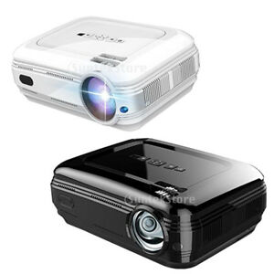 Mini Projector Lcd led Imaging Technology For Home Theater Big Screen Hdmi