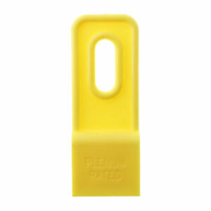 Caddy Erico Ec311p Plastic Electrical Drop Wire Securing Clip Nm 100 pack