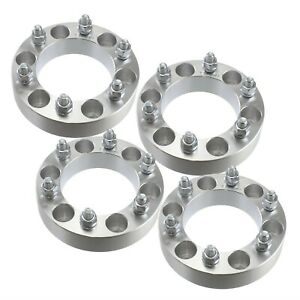 4 1 5 6x5 5 To 6x135 Wheel Spacers 14x1 5 For Chevy To Ford Adapters