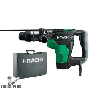 Hitachi Dh40mc 1 9 16 Sds Max Rotary Hammer New