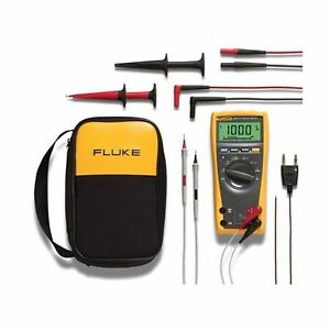 Fluke 179 eda2 6 Piece Industrial Electronics Multimeter Combo 2day Delivery