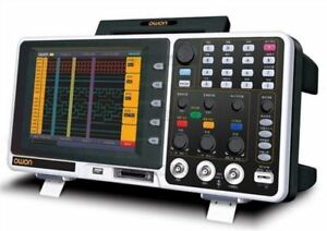 New Owon Mso7102t 100mhz Digital Oscilloscope 100mhz 1gs s 500ms s 7 8 Lcd Iw