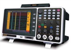 New Owon Mso7102t 100mhz Digital Oscilloscope 100mhz 1gs s 500ms s 7 8 Lcd