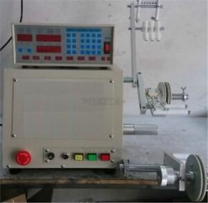 New Cnc Automatic Coil Winding Machine Micro computer Controlled Winder Ot