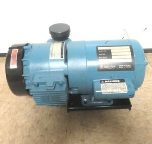 Thomas Piston Pump Oil less Compressor vacuum 110 220v Gh 3051b 50 Psig