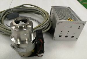 Pfeiffer Tph 062 Turbo Pump tcp 121 Controller Cable Working
