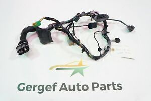 15 Ford Fiesta Front Lh Driver Door Wire Wiring Harness D2bt14a584aee 10933