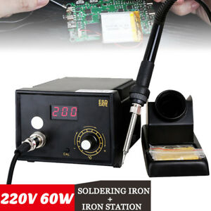 936d Esd Soldering Rework Station Digital Adjustable Welding Solder Smd Tool