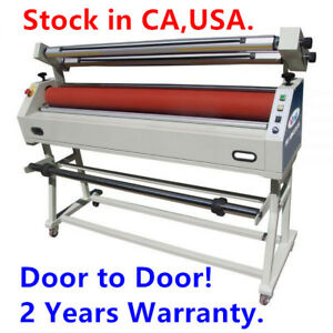 Us Stock 110v Ving 63 Master Mounting Cold Laminator Semi auto Wide Format