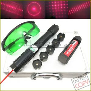 R820 650nm Adjustable Focus Burning Red Laser Pointer Pen Torch Beam Laser Pen