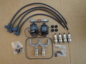John Deere 70 720 730 80 820 830 Pony Motor Tune Up Kit Wires Coils Points Con