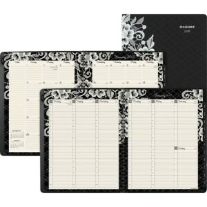 At a glance Lacey Weekly monthly Planner 541905
