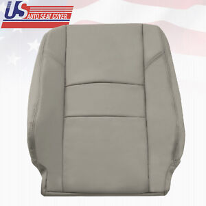 Front Driver Side Top Replacement Seat Cover Gray Fits 2006 Toyota Sequoia