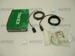 Takex Gt1sn Photoelectric Switch 12 24vdc new In Box