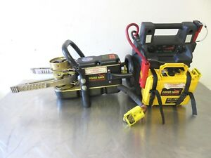 Powerhawk P 16 Rescue Tool W pc 100 Controllef Unit Working no Charger
