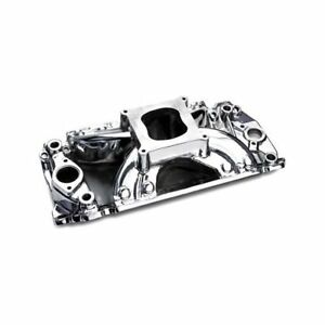 Prof Products Hurricane Intake Manifold 53030 Bbc Fits Rect Port Heads