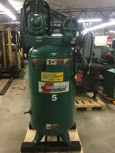 Champion Centurion Compressor Model Vrv5 8