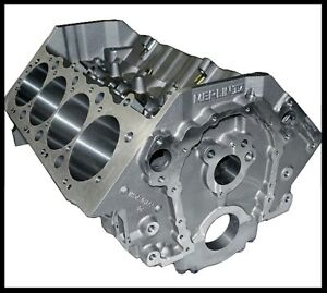 World Merlin Iv Bbc Engine Block Fully Machined 4 600 Bore 10 200 Tall Deck