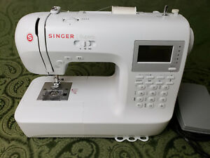 Singer Superb Digital Professional Sewing And Quilting Machine Model 2010