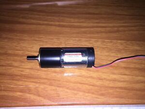 Maxon Dc Motor 358373 With Planetary Gearhead And Encoder