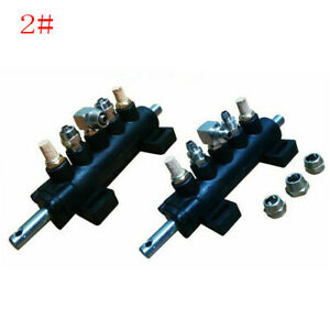 1pc 2 Car Repair Valve Tyre Five Valve Cylinder Valve Machine Parts Accessories