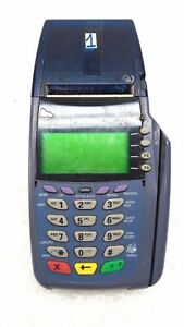 Verifone Vx510 Omni 5100 Terminals Credit Card Reader M251 060 36 naa 284047