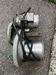 Greenlee 640 Heavy Duty 4000 Lb Cable Wire Tugger Winch Puller