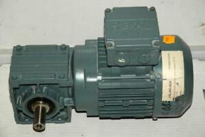 Sew Eurodrive Gearbox Gear Reducer Motor W20 dt71d4 0 37 Kw 3 phase