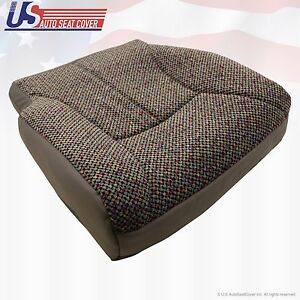 2001 2002 Dodge Ram 1500 2500 3500 Slt Passenger Bottom Cloth Seat Cover