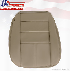 2008 2009 2010 Ford F550 Lariat Passenger Bottom Replacement Vinyl Cover Tan