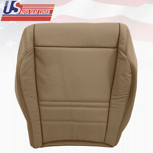 1998 2001 Ford Explorer Xlt Leather Passenger Bottom Replacement Seat Cover Tan