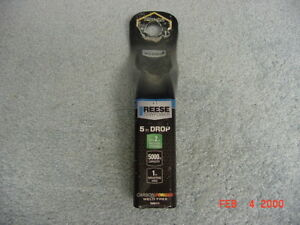 New Reese Towpower 5 Drop Fits 2 Reciever Hitch Opening