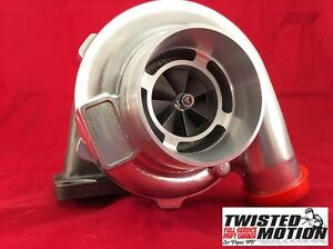 Gt30 Gt3076 Turbo Ar63 Quick Spool Rear Housing Racing Turbocharger T3