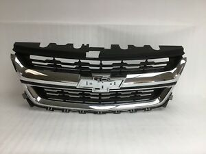 2015 2017 Chevy Colorado Front Upper Grille 23387813