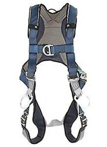 Dbi Sala 1108601 Exofit Technology Vest Style Harness With 4 D rings m