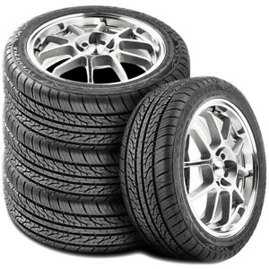 4 New Venezia Crusade Hp A S P215 55zr17 98w Xl As Performance All Season Tire