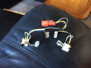 94 01 Dodge Ram Overhead Console Map Lights Wiring Switches