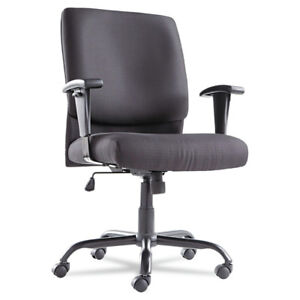 Oif Big And Tall Swivel tilt Mid back Chair Bt4510 New