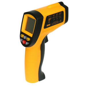 Lcd Digital Non contact Ir Infrared Thermometer Temperature Meter 50 750