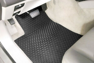 Hexomat All Weather Heavy Duty Floor Mats Front Mats Custom Jeep