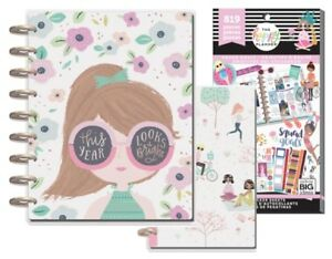 Happy Planner Squad Goals Set Classic Planner Mini Planner And Sticker Book