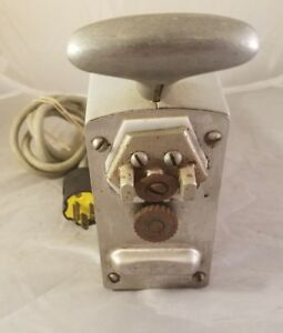 Edlund Commercial Electric Hand Held Can Opener Model 201